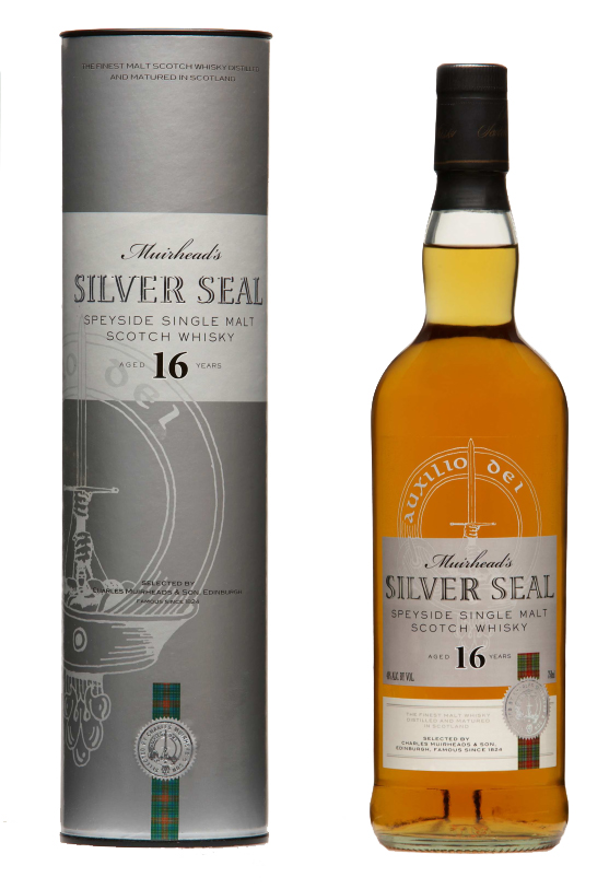 Whisky Muirhead`s Silver Seal, 16J., 40%