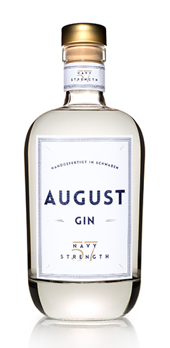 August Gin Navy Strength 0,7l