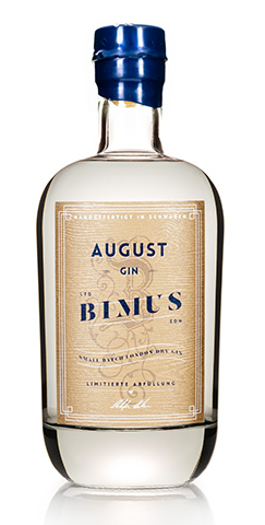 LIMITED August Gin Bimus 0,7l