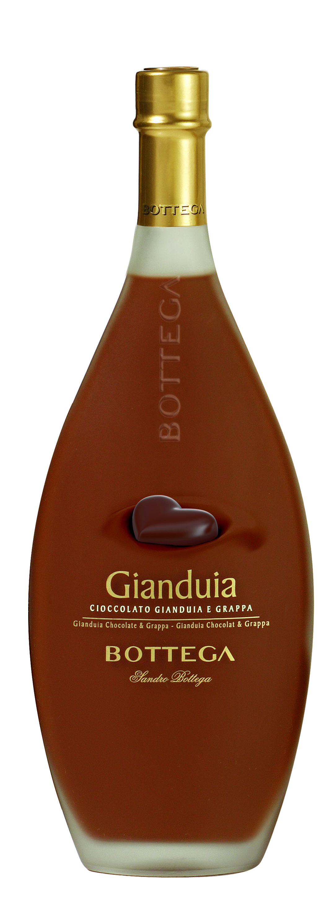 Gianduia Cioccolato e Grappa 0,50 Bottega