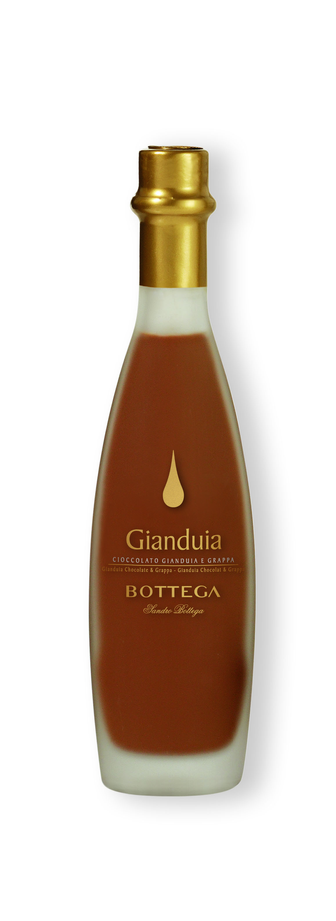 Gianduia Cioccolato e Grappa 0,2 l Bottega