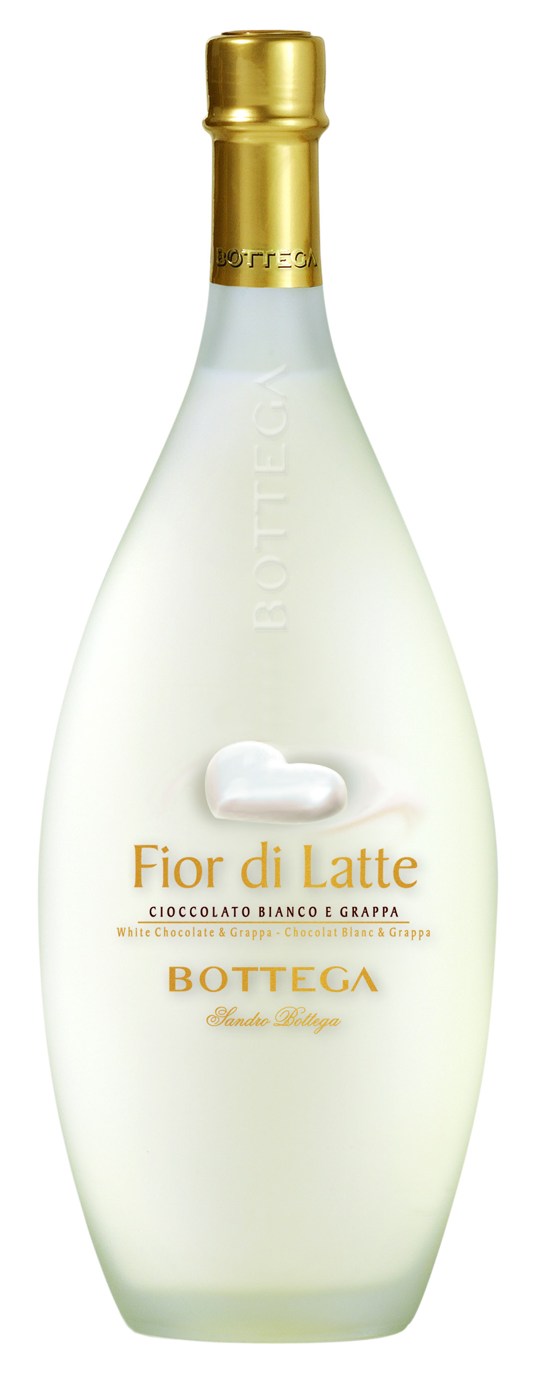 Fior di Latte  e Grappa 0,50 Bottega