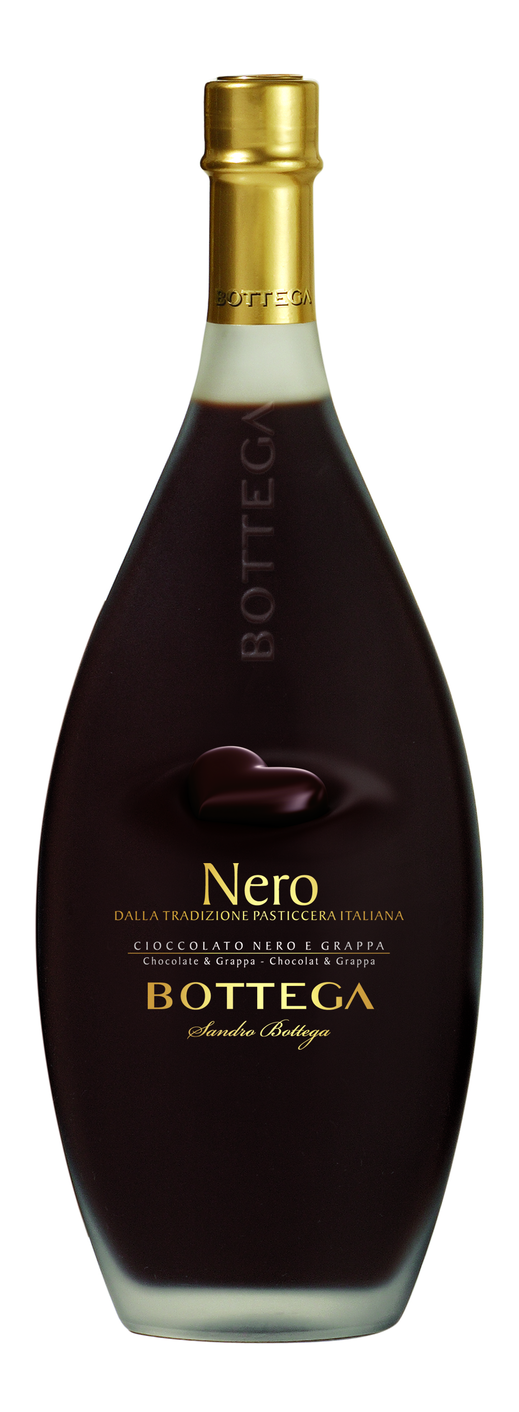 Nero e Grappa 0,50 l Bottega
