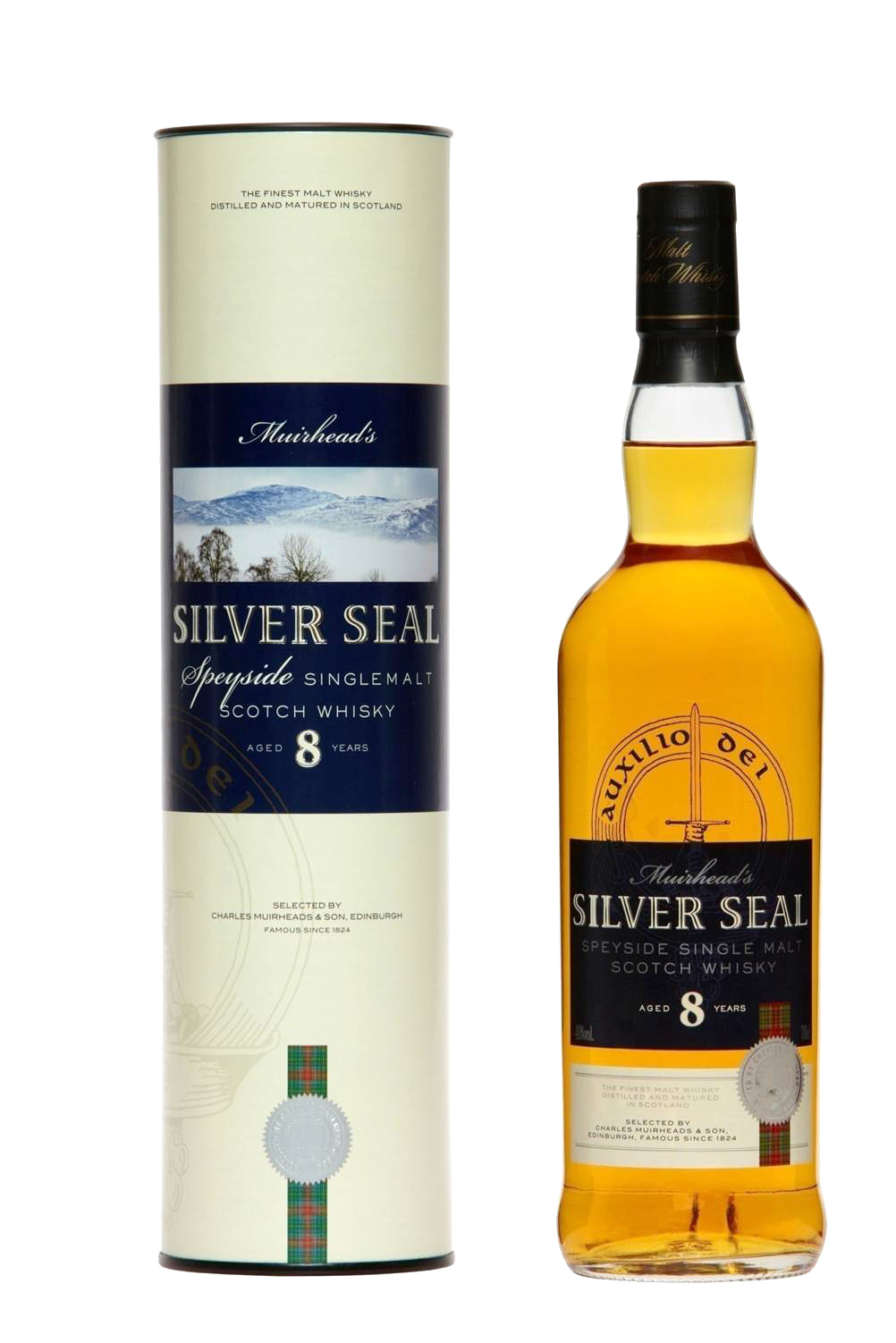 Whisky Muirheads Silver Seal Maturity, 40 %